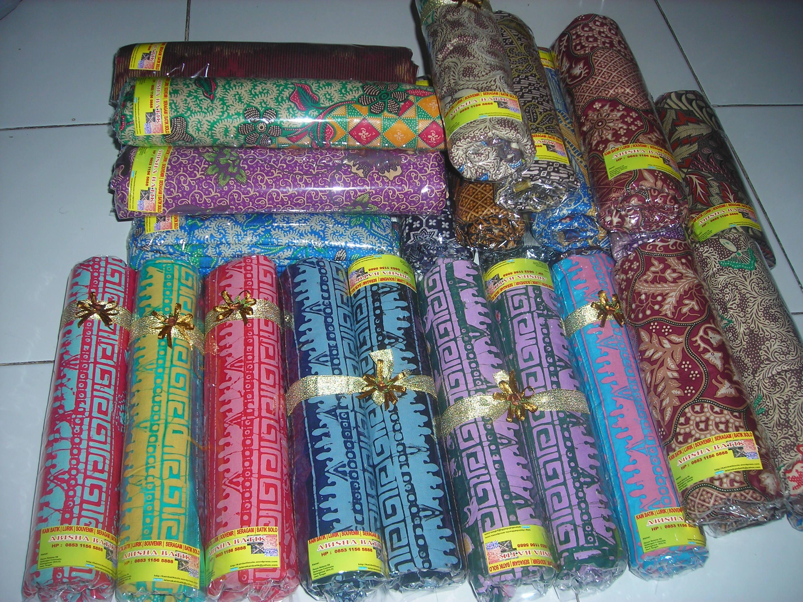 GALERI  JUAL Kain Batik Kain Batik SOLO JUAL Batik JUAL Batik